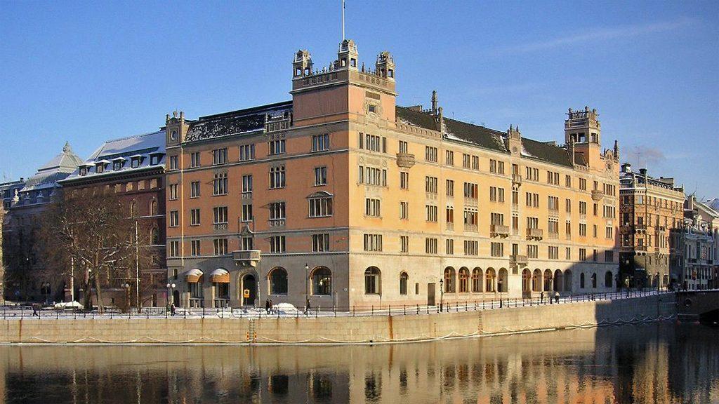 Regeringskansliet i Rosenbad. Foto: Holger.Ellgaard (Wikimedia Commons CC BY-SA 3.0)