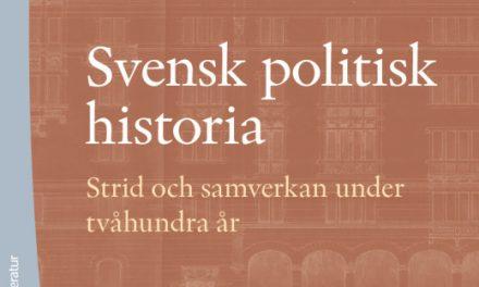 Svensk politisk historia under tvåhundra år
