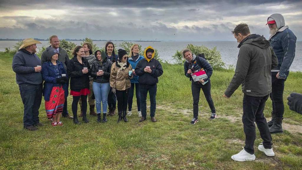 Allt för Sverige 2019: Alla deltagare i programmet