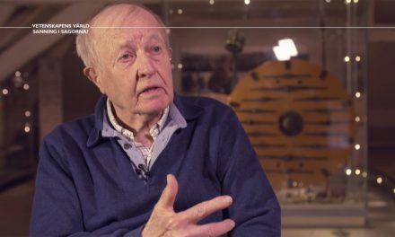 Arkeologiprofessor ser Beowulf som källa till Skandinaviens historia