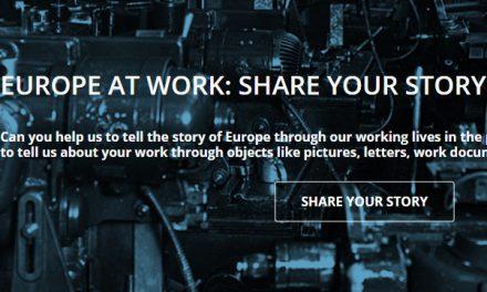 Var med och berätta arbetets historia