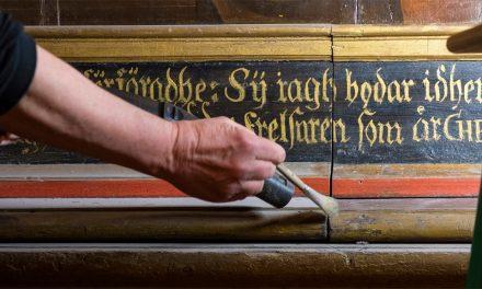 Lunds stift får mest till det kyrkliga kulturarvet
