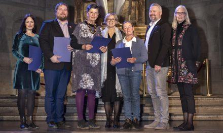Medaljer och stipendier från Nordiska museet