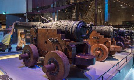 Nu pågår jakten på Vasas försvunna kanoner