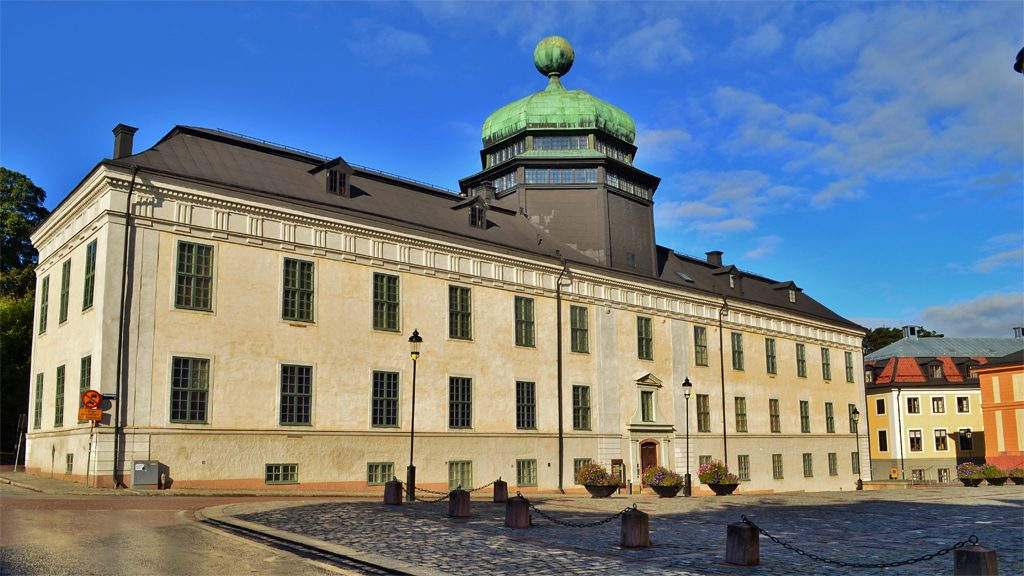 Gustavianum i Uppsala. Foto: Alexander Engström (Wikimedia Commons CC-BY-SA-3.0)