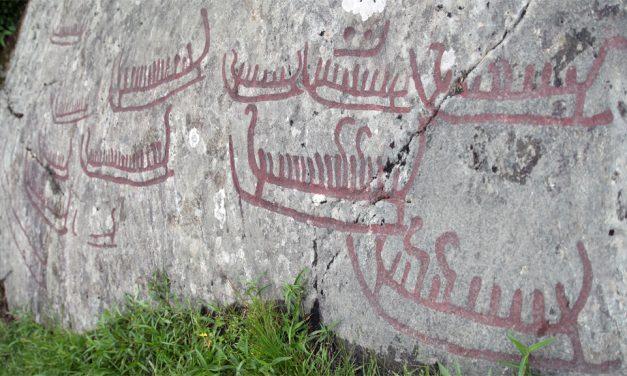 """Den första """"vikingen"""" var en bronsåldersman"""