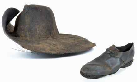 Forskning om kläder och skor från skeppet Vasa