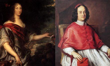 Kardinalen kan ha varit drottning Kristinas kärlek