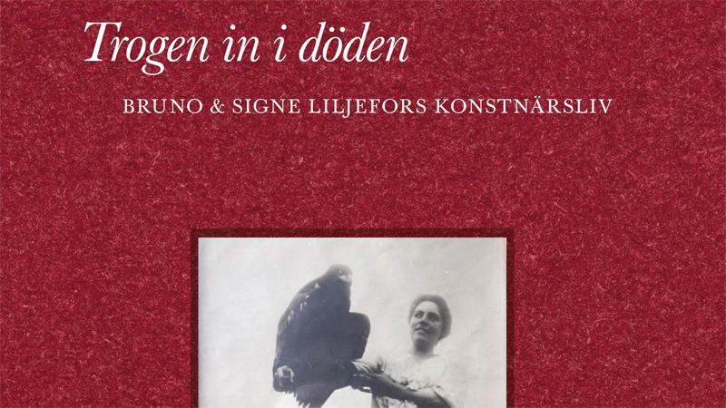 Bruno och Signe Liljefors konstnärsliv