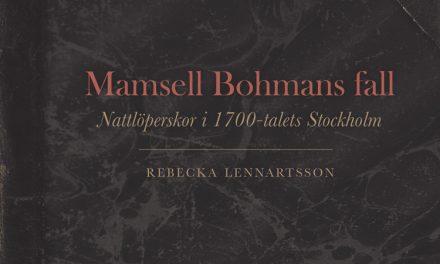 Nattlöperskor i 1700-talets Stockholm