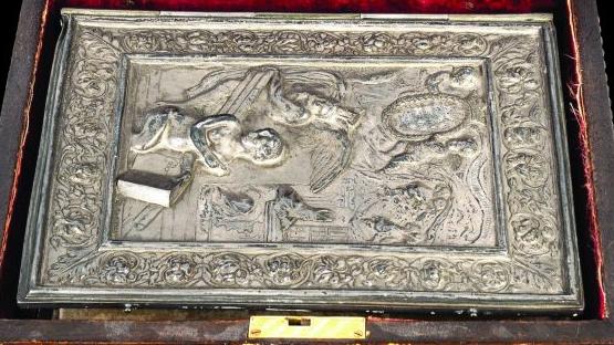 Silverbibelns symbolkraft