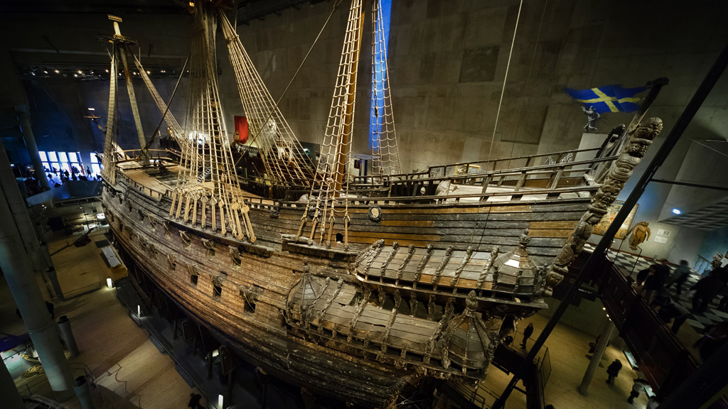 Vasa. Foto: L-BBE (Wikimedia Commons CC-BY-3.0)