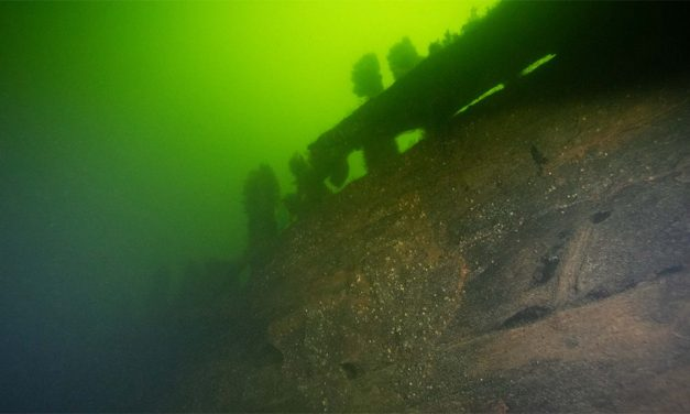 Vasas systerskepp kan ha hittats utanför Vaxholm