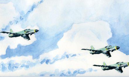 Omkomna flygare i Flygvapnet under kalla kriget