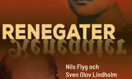 Nils Flyg och Sven Olov Lindholm i gränslandet mellan kommunism och nazism