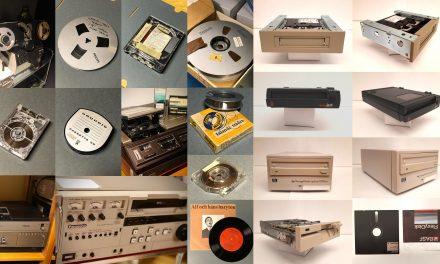 Riksarkivet efterlyser teknisk utrustning