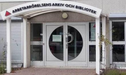 """""""Rädda Arbetarrörelsens arkiv och bibliotek!"""""""