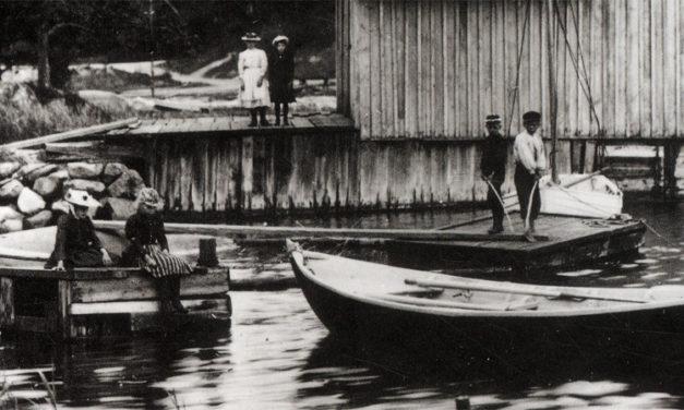 Bondedagbok från Ingarö 1860–1914