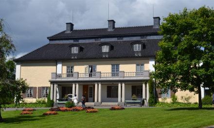 Selmas Lagerlöfs Mårbacka behöver renoveras