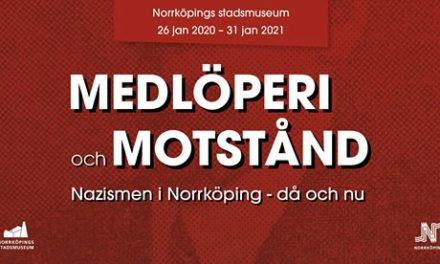 Medlöperi och motstånd – nazismen i Norrköping då och nu