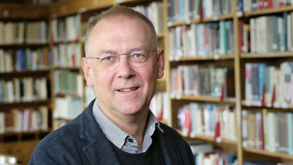 Peter Gillgren. Foto: Sören Andersson