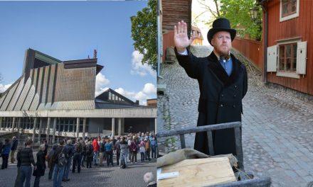 Besöksrekord för Sveriges två största museer