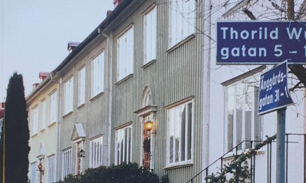 Göteborgs stads namnberedning 1919–2019