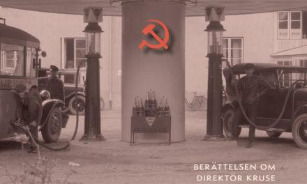 Naftasyndikat – Stalins oljebolag i Sverige