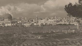 Sverige i Jerusalem