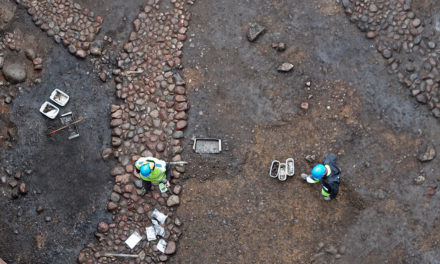 Utgrävningen skriver om Stockholms historia