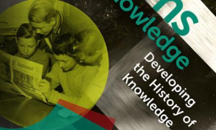 Utvecklingen av kunskapshistoria