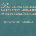 Kungl. Patriotiska Sällskapets medaljer och hedersbelöningar