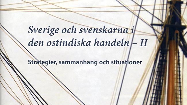 Sverige och svenskarna i ostindiska handeln