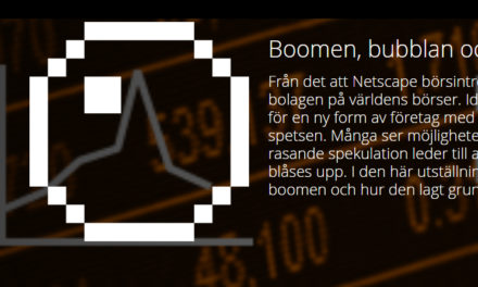 Boomen, bubblan och det svenska it-undret