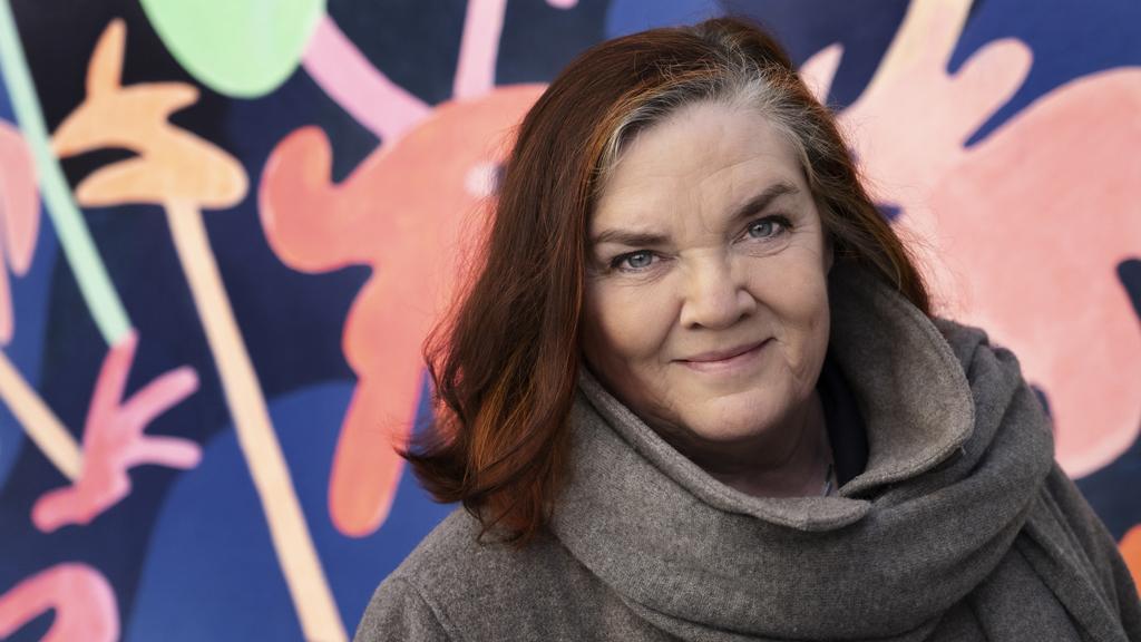 Maja Hagerman. Foto: Håkan Elofsson/ Natur & Kultur