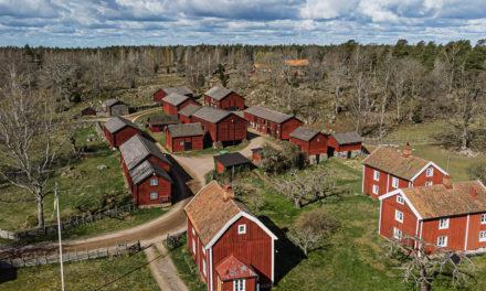 Unik småländsk by blir kulturreservat
