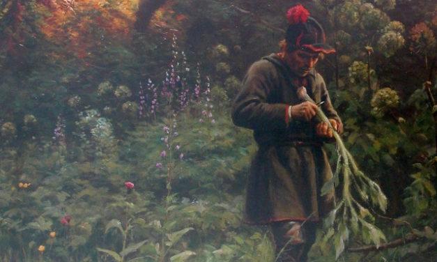 Matkultur i Sápmi år 600–1900