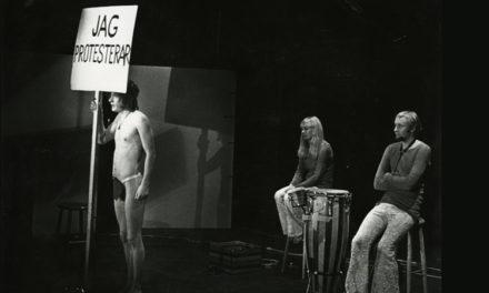 Frispel – scenkonst i förvandling 1960–2000