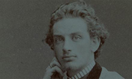 Karl Warburg i litteraturens tjänst