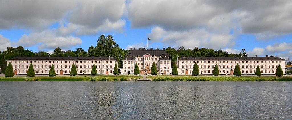 Karlbergs slott. Foto: Johan Fredriksson (Wikimedia Commons CC BY-SA 3.0)