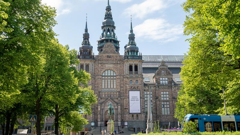 Nordiska museet öppnar igen den 1 juni