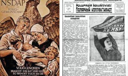 Propaganda påverkar i kristider