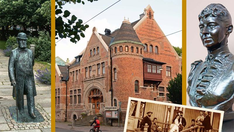 Kulturdonationernas Göteborg 1850–1920