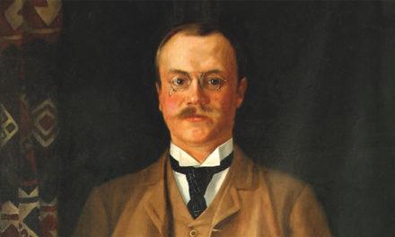 Baronen Theodor Adelswärd