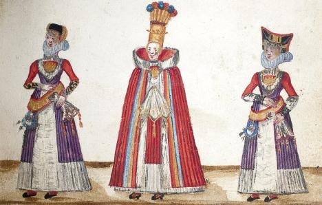 Kläder och social ordning i Reval 1600–1700