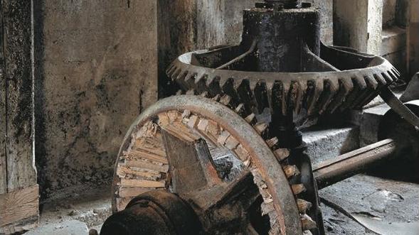 Ortala järnbruk i Roslagen