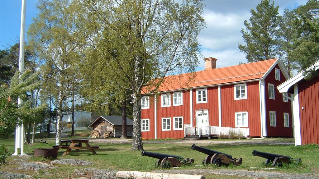 Njurunda hembygdsgård. Foto: Hans Lindqvist (Wikimedia Commons CC BY-SA 3.0)