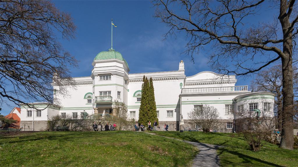 Thielska Galleriet. Foto: Arild Vågen (Wikimedia Commons CC BY-SA 4.0)