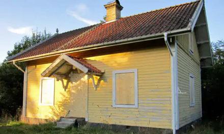 Kanalvaktbostaden Lanthöjden räddas – projektet kan bli TV-program
