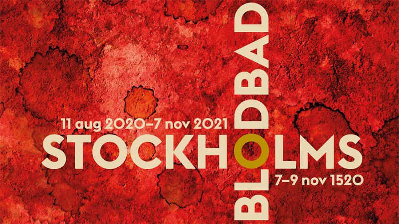 Stockholms blodbad 500 år